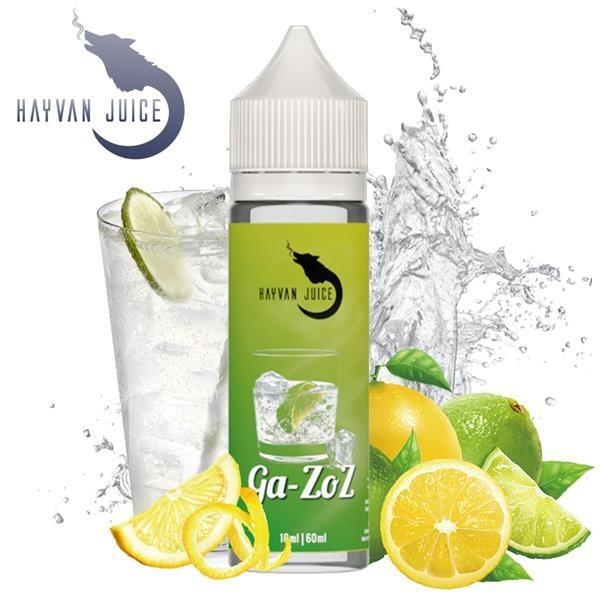 Hayvan Juice Ga-Zoz 10 ml Aroma