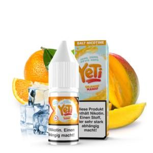 Yeti - Orange Mango Liquid 10 ML / 20 MG NicSalt