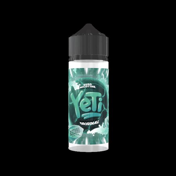 Yeti - Blizzard Original Liquid 100 ML / 0 MG