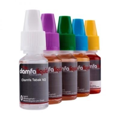 Damfa Tabak V2 10ml Liquid