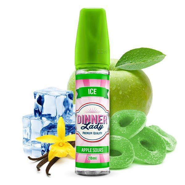 Dinner Lady Sweet Ice - Apple Sour Aroma 20 ml