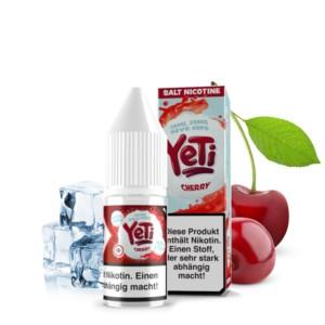 Yeti - Cherry Liquid 10 ML / 20 MG NicSalt
