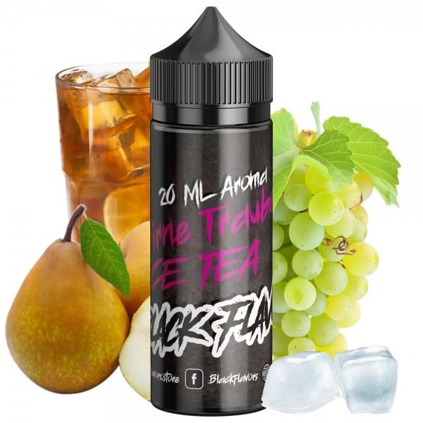 Black Flavors Birne Traube Ice Tea Aroma 20ml