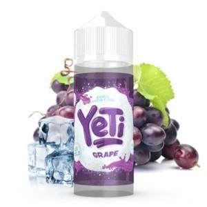 Yeti - Grape Liquid 100 ML / 0 MG