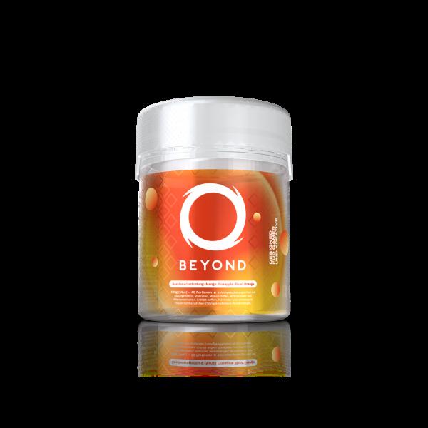 BEYOND NRG - Mango Pineapple Blood Orange - Tube 400g