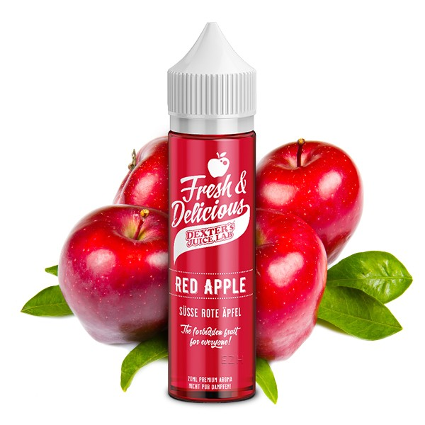 Fresh & Delicious Red Apple 20ml Aroma