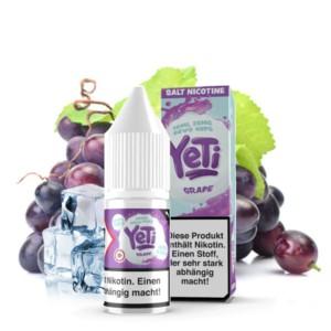 Yeti - Grape Liquid 10 ML / 20 MG NicSalt