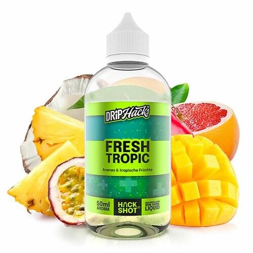 DRIP HACKS Fresh Tropic 50ml Aroma Longfill