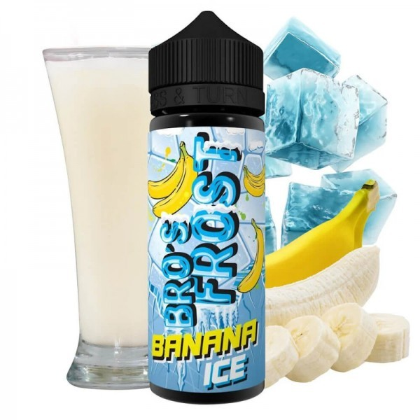 Bro's Frost Banana Ice 20 ml Aroma