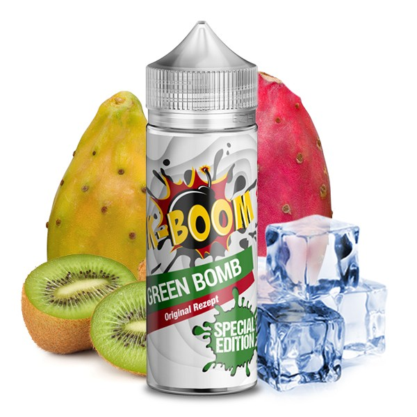 K-BOOM Green Bomb Das Original Aroma 10ml