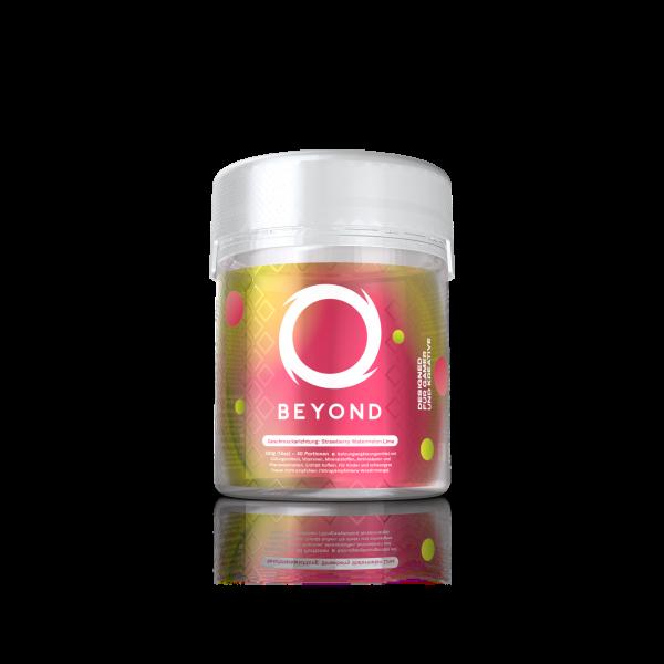 BEYOND NRG - Strawberry Watermelon Lime - Tube 400g