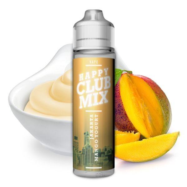 HAPPY CLUB MIX - Jakarta Mango Yogurt 10 ml Aroma