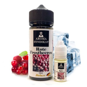 AROMA SYNDIKAT Rote Frostbeeren Aroma 10ml