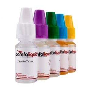 Vanille Tabak 10ml Liquid
