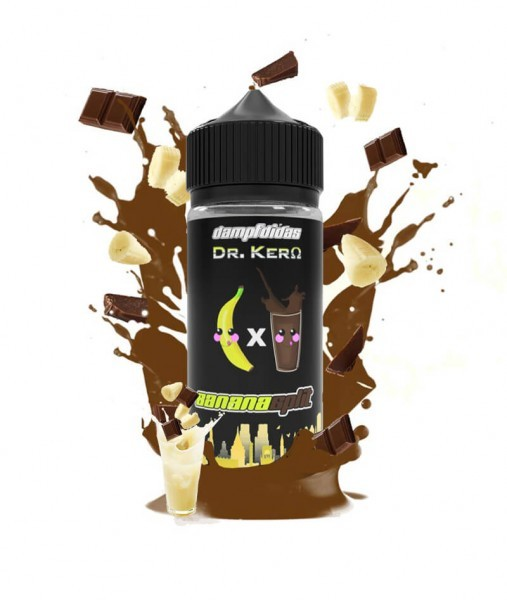 Dampfdidas & Dr. Kero - Bananasplit Aroma 18 ml