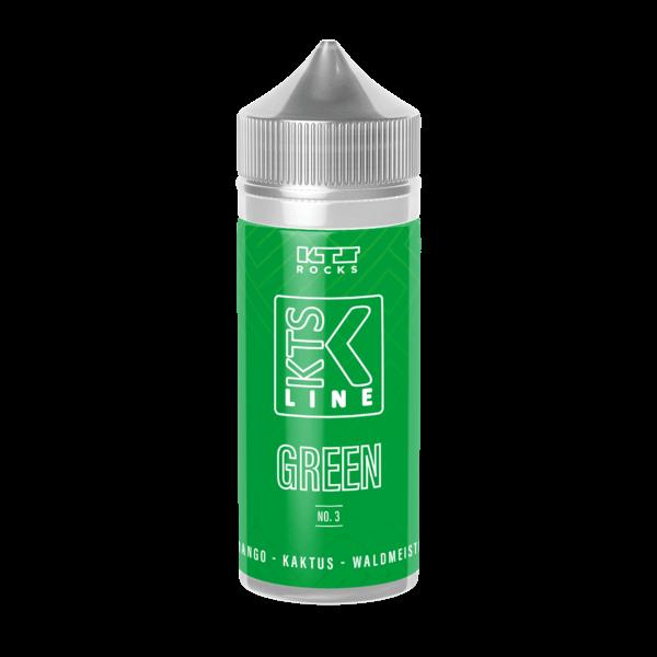 KTS Line Green No. 3 Aroma 30 ml