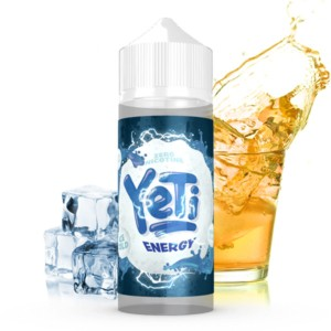 Yeti - Energy Liquid 100 ML / 0 MG