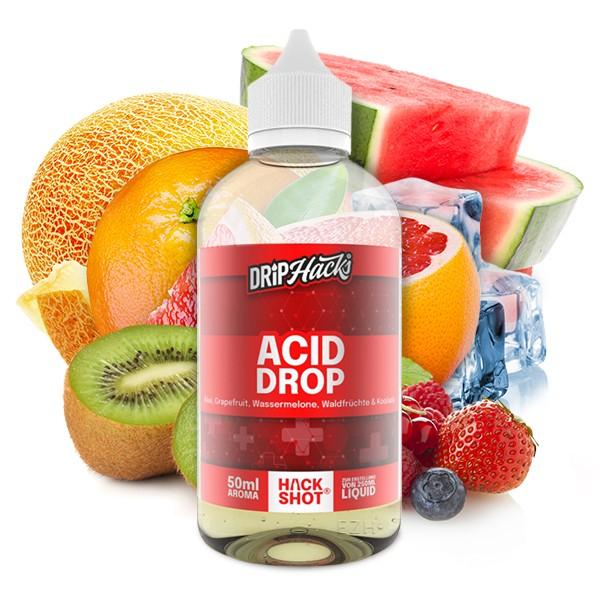 DRIP HACKS Acid Drop 50ml Aroma Longfill