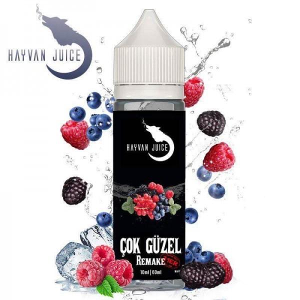 Hayvan Juice Cok Güzel Remake 10 ml Aroma