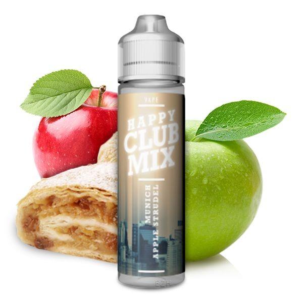 HAPPY CLUB MIX - Munich Applestrudel 10 ml Aroma