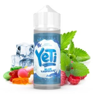Yeti - Blue Raspberry Liquid 100 ML / 0 MG