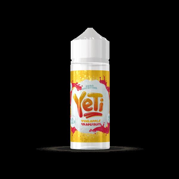 Yeti - Pineapple Grapefruit Liquid 100 ML / 0 MG