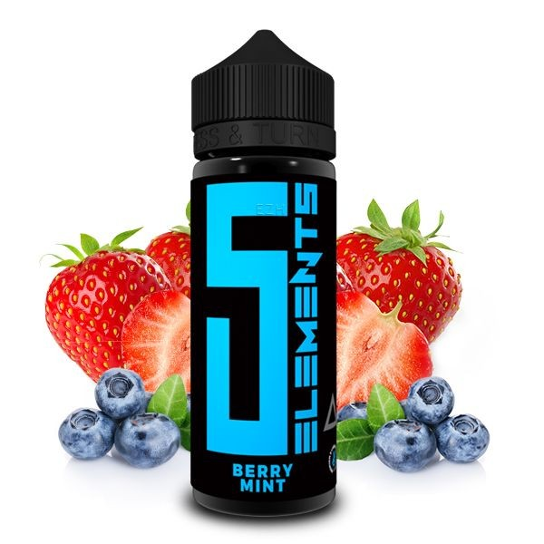 5 Elements - Berry Mint Aroma 10 ml