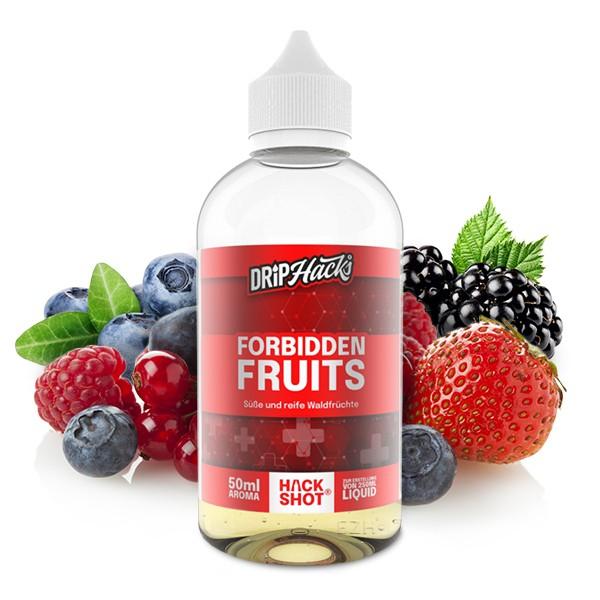 DRIP HACKS Forbidden Fruits 50ml Aroma Longfill