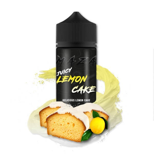 MaZa Juicy Lemon Cake Aroma 20ml