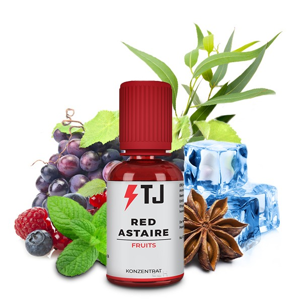 T-Juice Red Astaire Aroma 30 ml