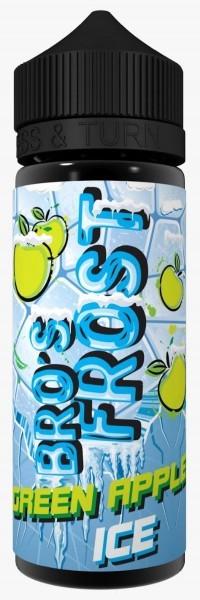 Bro's Frost Green Apple Ice 20 ml Aroma
